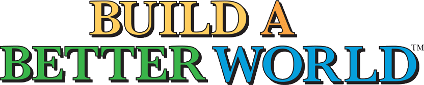 build a better world official 2017 logo