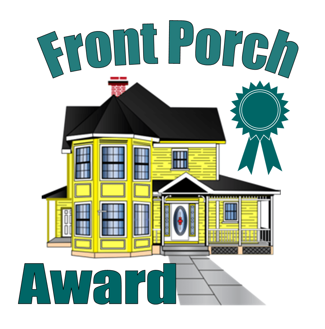 Front Porch Award Graphic