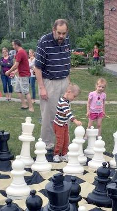 Mike Sullivan chess