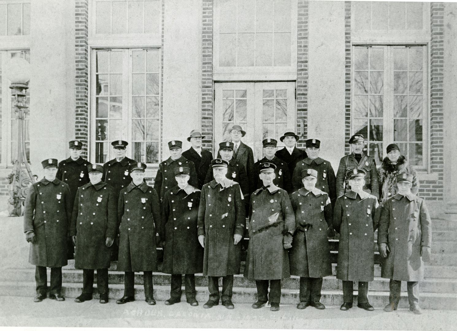 Laconia Police Department 1932