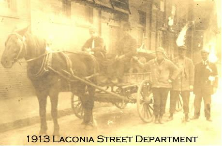 1913 Laconia Street Department