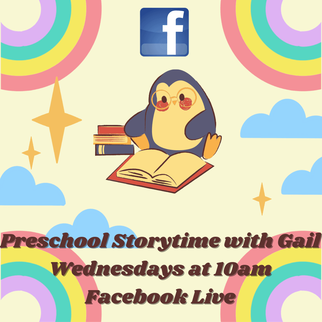 Preschool Storytime with Gail