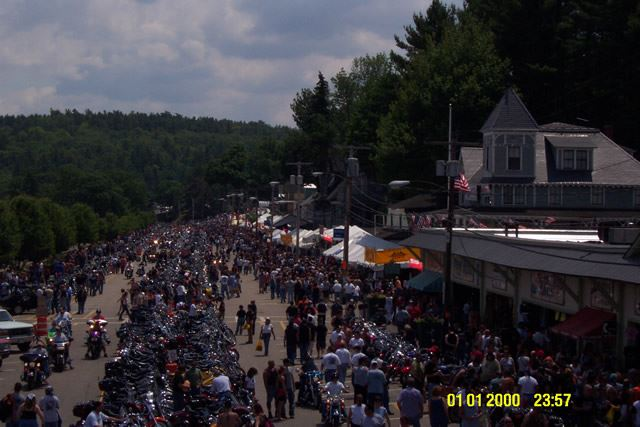Lakeside Avenue Bike Week 2004