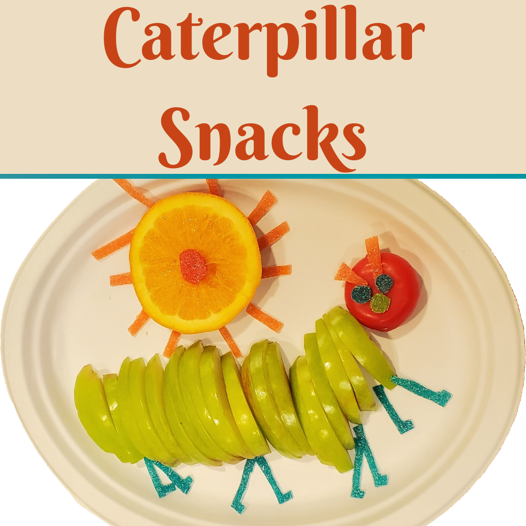Caterpillar Snacks