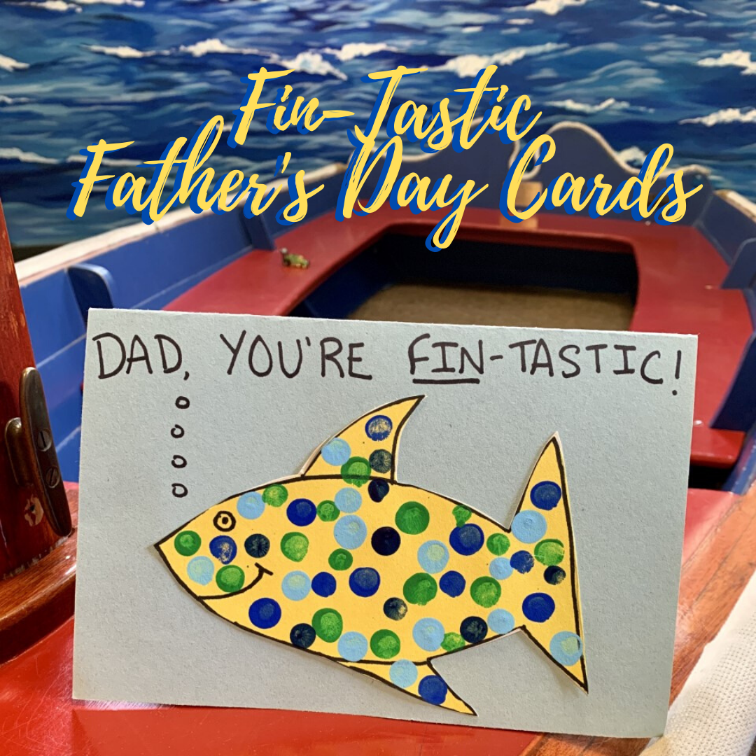 FINTastic Fathers Day Cards
