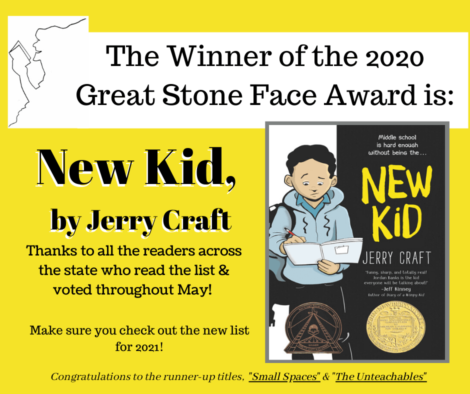 great stone face 2020 new kid