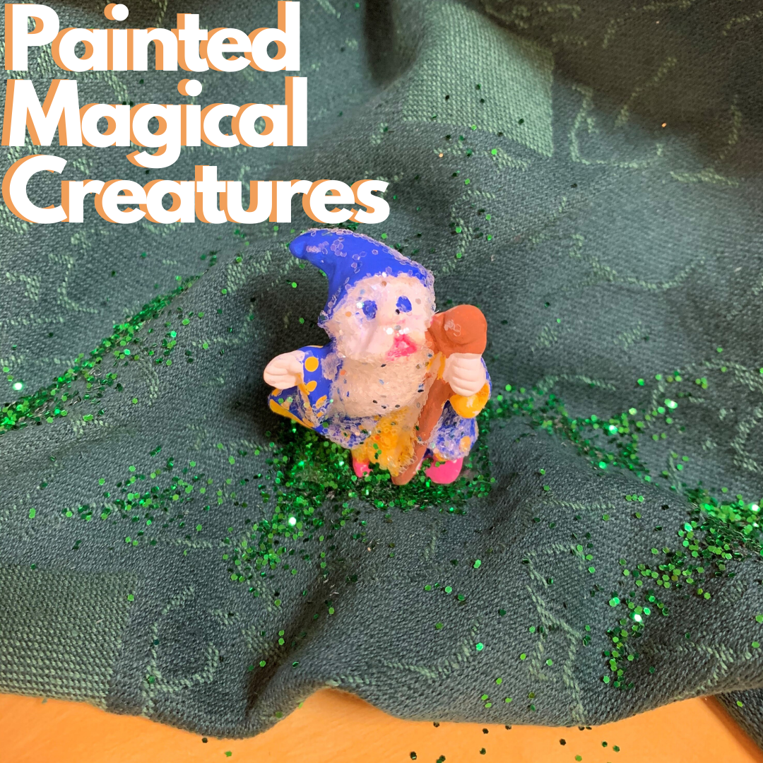 Painted Magical Creatures