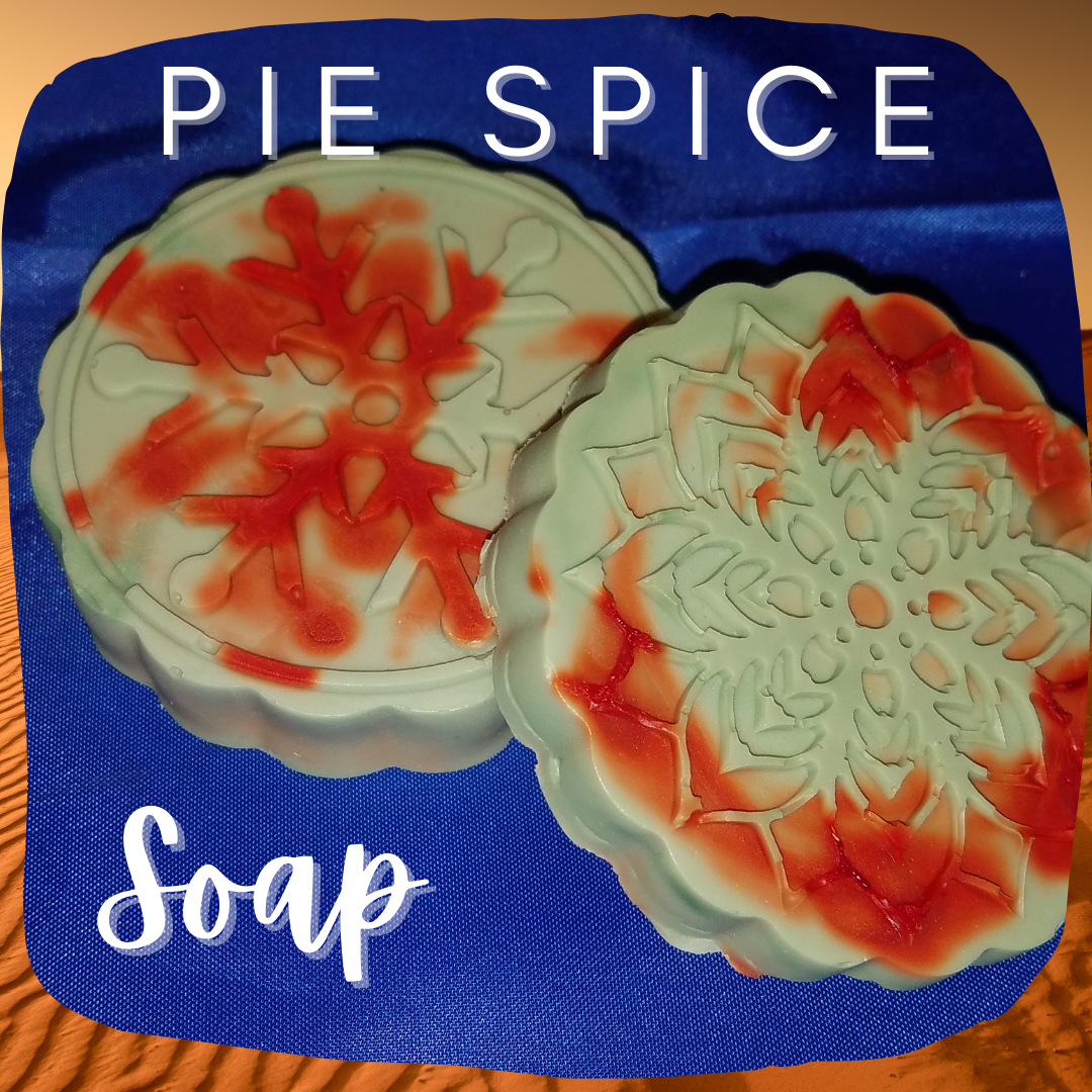 Pie Spice Soap
