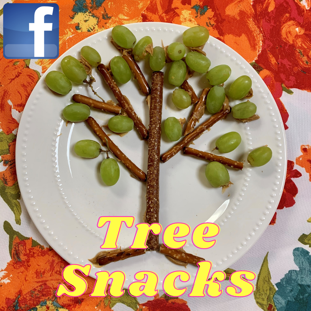 Family Craft Tree Snacks
